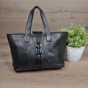 Salvatore Ferragamo Ecological Line Black Handbag